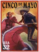 Cinco de Mayo stamp