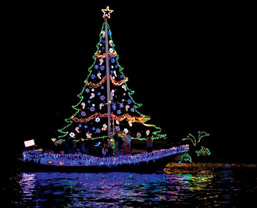 101st Annual Newport Beach Christmas Boat Parade