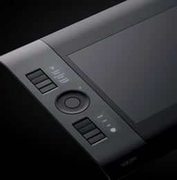 Intuos4 by Wacom