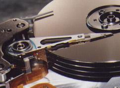 Hard disk drive internals
