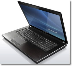 Lenovo IdePad g770 laptop