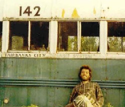 Chris McCandless -  Into the Wild