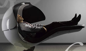 Napping in the Energy Pod