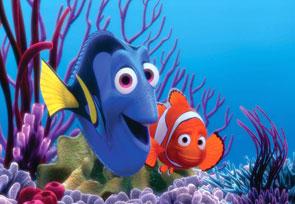 Finding Nemo » Dory & Marlon