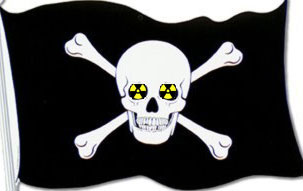 Rad Pirate Flag