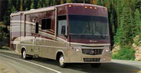 Winnebago - A great way to spend New Years eve