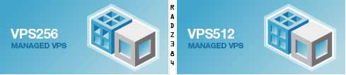 WiredTree VPS Plans: 256 & 512-MB RAM