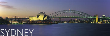 Sydney, Australia .. Home of Good Things