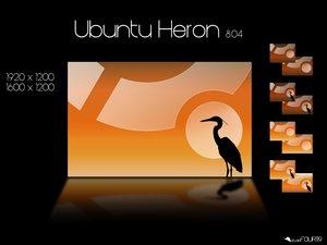 Ubunto Hardy Heron 8.04