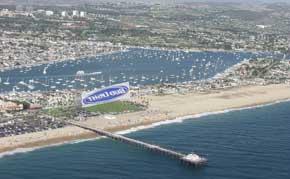 Balboa Pier, Newport Beach