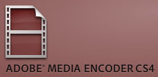 Adobe Media Encoder CS4