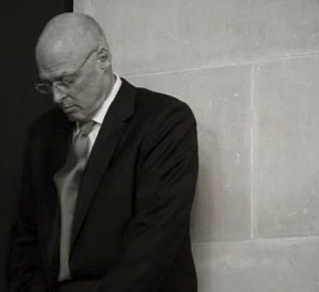Hank Paulson: Secretary of the Treasury who presided over the economic meltdown of 2008