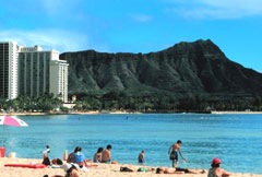 Diamond Head, Waikiki