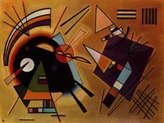 Kandinsky Black & Violet