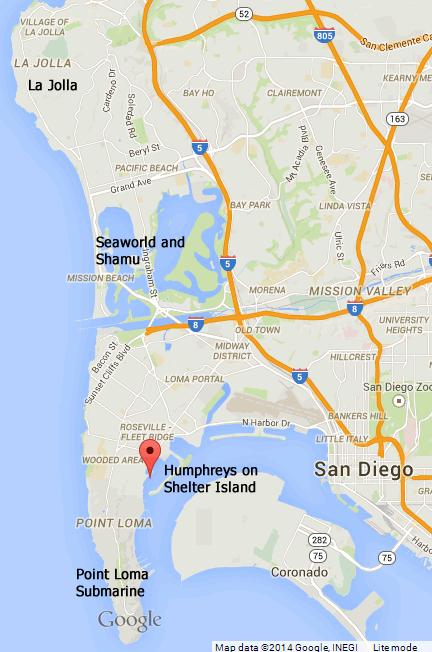 Little Italy San Diego Map.San Diego Area Map
