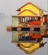 Houseboat on the River Kwai