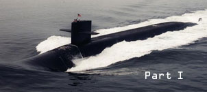 United States nuclear-powered ballistic-missile submarine